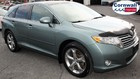 2010 Toyota Venza V6 AWD, Leather, Sunroof, Push Button