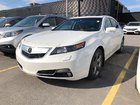 Acura TL SH AWD LEATHER ROOD 2014