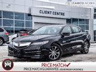 2015 Acura TLX Tech P-AWS Tech W/Precision All Wheel Steer
