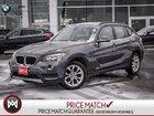 2014 BMW X1 PREMIUM, AWD, PARK DISTANCE