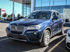 2013 BMW X3 PREMIUM, SUNROOF, LEATHER