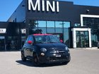 Fiat 500 RED SEATS RED ROOF 6MT LOW KM STRAIGHT BLACK 2015