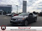 Honda Accord Coupe EX-L With Navi LOW  KM 2015 leather