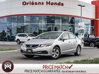 2013 Honda Civic Sdn LX - CLEAN CARPROOF GREAT PRICE LX MANUAL SEDAN - ONE OWNER