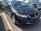 2013 Honda Civic Sdn LX -AUTO SEDAN, HEATED SEATS,CRUISE ONE OWNER CLEAN CARPROOF