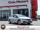 2014 Honda Civic Sedan LX - HEATED SEATS, BLUETOOTH, CRUISE CONTROL