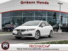 2015 Honda Civic Sedan LX SEDAN, A/C, CRUISE ,BLUETOOTH 1 OWNER - GAS SAVER~