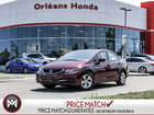 2015 Honda Civic LX- AUTO -REMOTE START -LOCAL TRADE ONE OWNER HONDA PLUS WARRANTY TO 100,000KM'S
