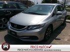 2015 Honda Civic EX  SUNROOF  PUSH BUTTON START  REAR CAM  HEATED S