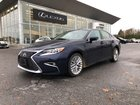 2016 Lexus ES 350 EXECUTIVE PACKAGE TOP OF THE LINE EXECUTIVE