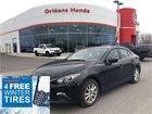 2015 Mazda Mazda3 GS SKYACTIVE, BLUETOOTH,HEATED SEATS, VROOM VROOM,,,WITH WINTER TIRES!!