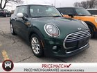 2014 MINI Cooper PUNCH LEATHER 6MT  LOW KM BRITISH GREEN HEATED SEATS