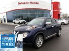 2015 Nissan Juke OFFERS AWD , ALLOYS,AUTOMATIC,KEYLESS ENTRY GREAT LOOKING VEHICLE WITH GREAT SAFETY FEATURES FOR THIS WICKED WINTER
