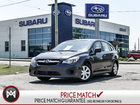 2014 Subaru Impreza 2.0 4 CYL MANUAL SUBARU ALL WHEEL DRIVE !