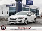 2018 Subaru Impreza Convenience SUPER HATCH !