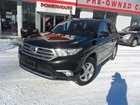 2012 Toyota Highlander LIMITED*4WD *NAVI! HEATED SEATS! LEATHER! SUNROOF! SPACIOUS!