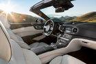 Mercedes-Benz dévoile une version améliorée de la SL - 1