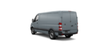 The three types of Mercedes-Benz Vans. - 4