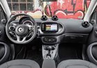 2018 smart fortwo: Electrifying the everyday. - 2