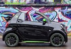 2018 smart fortwo cabrio: Absorb the summer. - 2