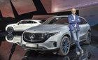 Le nouveau Mercedes-Benz EQC électrique présenté à Stockholm - 12