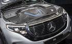 Le nouveau Mercedes-Benz EQC électrique présenté à Stockholm - 23