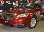 Chrysler 200 Touring DÉCAPOTABLE BLUETOOTH 2013 LÉVIS CHRYSLER, PAS AILLEURS!