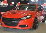 Dodge Dart GT Sport Blacktop CUIR TOIT OUVRANT LOOK SRT 2016 LÉVIS CHRYSLER, PAS AILLEURS!