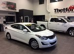 Hyundai Elantra L /BAS KILOMÉTRAGE/*35$SEM.0$COMTANT TOUT INCLUS* 2016 MILLAGES CERTIFIÉ/RAPPORT CARFAX/INSPECTÉ/GARANTIE