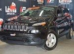 Jeep Cherokee Sport V6 4X4 GARANTIE PROLONGÉE 2015 LÉVIS CHRYSLER, PAS AILLEURS!