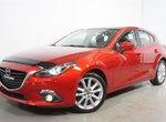 2014 Mazda Mazda3 Sport GT-SKY A/C MAG CUIR TOIT NAV  **52$+tx/sem.**