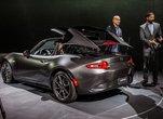 Mazda frappe fort avec la MX-5 RF 2017