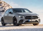 2019 Mercedes-Benz A Class: It's ready.