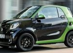 See the smart fortwo electric drive at Mercedes-Benz Rive-Sud