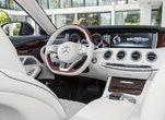 The Mercedes-Benz S-Class Cabriolet, pure pleasure!