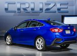The New 2016 Chevrolet Cruze is Coming to Digby