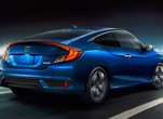 2016 Honda Civic Coupe Gets Best Possible Marks for Safety