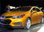 Here Comes the New 2017 Chevrolet Cruze Hatchback