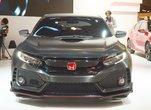 The spectacular Honda Civic Type R unveiled in Paris