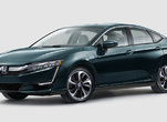 The 2018 Honda Clarity debuts at the New York Auto Show