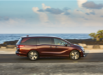 The 2018 Honda Odyssey has everything to please the family