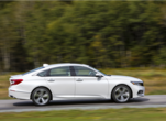 The 2018 Honda Accord is the North American Car of the Year