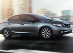 2015 Honda Civic: the top choice among Canadians