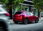 Mazda CX-5 2018: Il s'améliore encore!