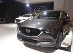 Ambiance festive au kiosque Mazda du 75e Salon de l'auto de Montréal