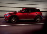 Plus de raffinement et de puissance pour le Mazda CX-3 2019