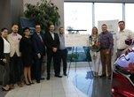 Mme Boisvert-Verreault remporte son tout nouveau CX-5 chez Longueuil Mazda