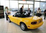 Récompense pour un client fidèle Longueuil Mazda