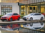 The New 2019 Kia Forte Introduced in Detroit