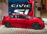 Honda présente la nouvelle Civic Si au Salon de Los Angeles